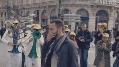 Capture de la vidéo de la mairie de Lille