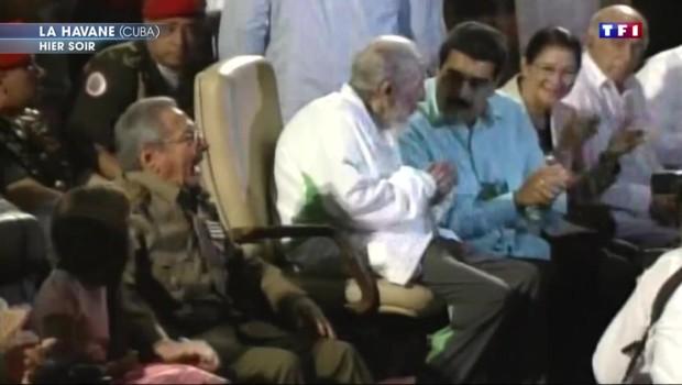 Fidel Castro fête ses 90 ans : une apparition publique pour l'ancien maître de Cuba