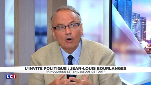 "Jean-Louis Bourlanges : ""La France a perdu tout crédit en Europe"""