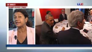 Le 20 heures du 5 juin 2014 : Diner entre Hollande et Obama : dossiers sensibles au menu - 289.30500000000006