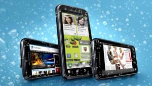 Le Motorola Defy tourne sous le sytème d'exploitation Androïd de Google