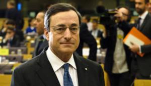 Mario Draghi, en juin 2011 à Brxuelles