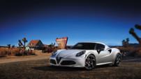 Alfa Romeo 4C 2013 Launch Edition