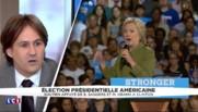 """Convention démocrate : """"Pour la première fois, une femme peut être présidente des Etats-Unis"""""""
