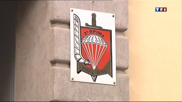 Le 3e RPIMa de Carcassonne.