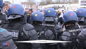 Manifestation d'extrême droite à Calais : une page de soutien créée pour le général Piquemal arrêté par la police