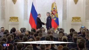 Russie : Poutine célèbre son succès en Syrie mais n'hésiterait pas à y retourner si nécessaire