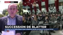 Succession de Blatter : Platini va réfléchir à sa candidature