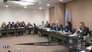 Syrie : les négociations pour la paix s'ouvrent à Genève