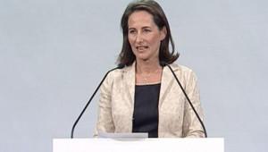 TF1/LCI Ségolène Royal en meeting à Dunkerque (15 février 2007)