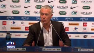 Deschamps justifie le rappel de Nasri en équipe de France