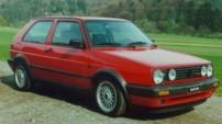 VOLKSWAGEN Golf 1.6 D CL - 1991