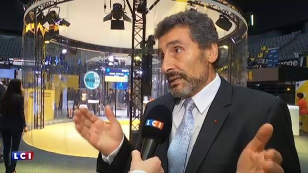 """BPIFrance : """"Il faut entreprendre et passer à l'action"""" explique Mohed Altrad"""