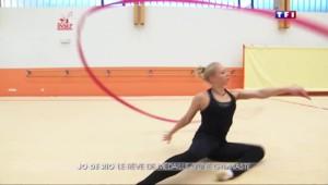 Kseniya Moustafaeva, meilleure gymnaste de France, en route pour les Jeux Olympiques de Rio