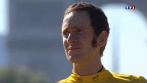 Wiggins remporte le Tour de France