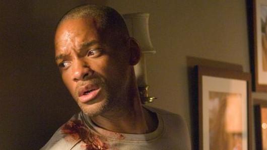 Will Smith dans le film Je suis une légende
