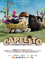 Affiche Capelito, le champignon magique