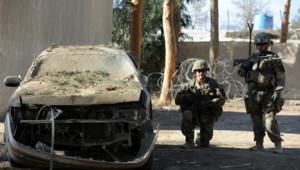 Archive. Des soldats américains en Afghanistan.