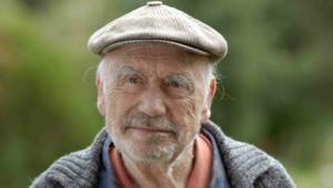 L'acteur Paul Crauchet dans le film Le Fils de l'épicier
