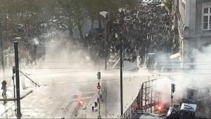 Le 13 heures du 21 février 2015 : Nantes: nouvelle manifestation prévue contre la violence policière - 561.8810000000001