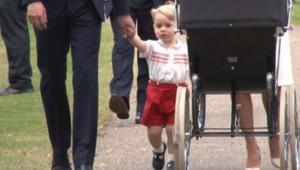 Le prince George fête ses deux ans, ce mercredi 22 juillet.