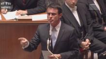 Manuel Valls Assemblée