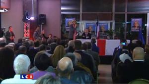 Propos de Marine Le Pen: l'indignation du PS