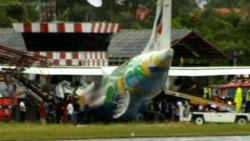 Accident avion Thaïlande