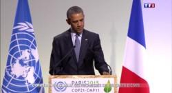 COP 21 : les promesses des chefs d'Etat se succèdent