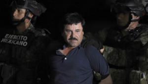 El Chapo a été arrêté après six mois de fuite