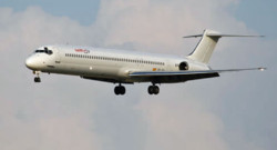 Un MD83 de Swift Air