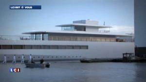 Venus, le yacht de Steve Jobs dévoilé
