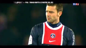 Thiago Motta - PSG - Paris Saint Germain
