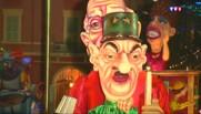 Cette année, le carnaval de Nice se moque (gentillement) des médias
