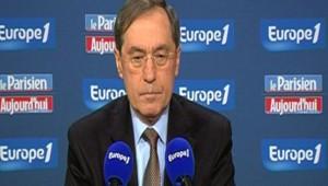 Claude Guéant, secrétaire général de l'Elysée.