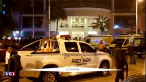 Égypte : deux autrichiens et un suédois blessés lors de l'attaque de leur hôtel par des hommes armés