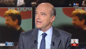 """Juppé : """"je souhaite bonne chance à François Hollande"""""""