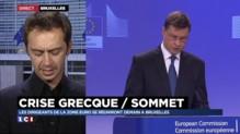 """La Grèce dit non : """"Le chemin sera difficile avant de résoudre la crise"""""""