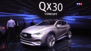 Le «Crossover», star du Salon de l'automobile de Genève chez les constructeurs français