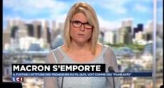 """Macron fustige les """"fainéants"""" du Parti socialiste"""