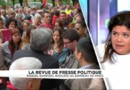 """Raquel Garrido (Front de Gauche) : """"La France insoumise c'est ce mouvement hors parti qui soutient JL Mélenchon"""""""