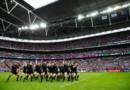 Rugby : haka des All Blacks avant Nouvelle-Zélande-Argentine, 20/9/15