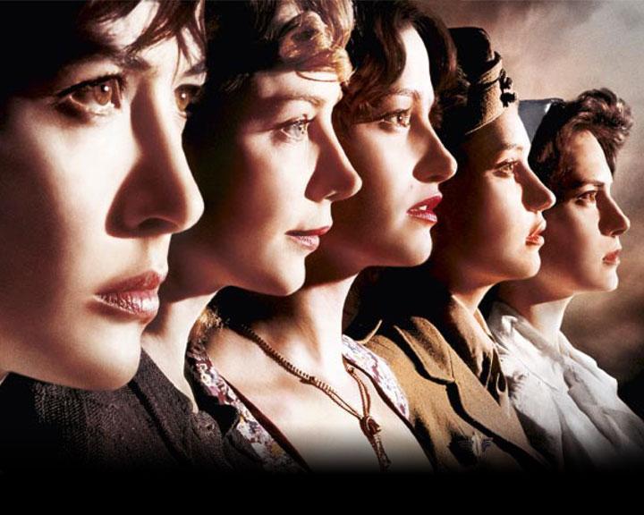 Jouez et gagnez des invitations pour le film de JP Salomé, Les femmes de l'ombre.