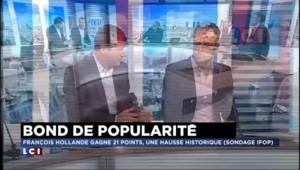 """""""70% des Français nous disent 'François Hollande est un mauvais président'"""""""