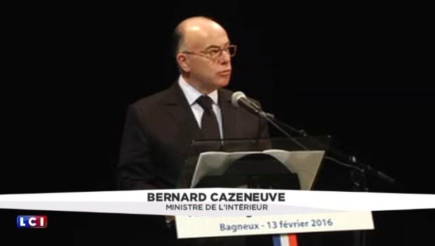"""Assassinat d'Ilan Halimi : """"L'antisémitisme, un mal qui ronge la République"""" pour Cazeneuve"""