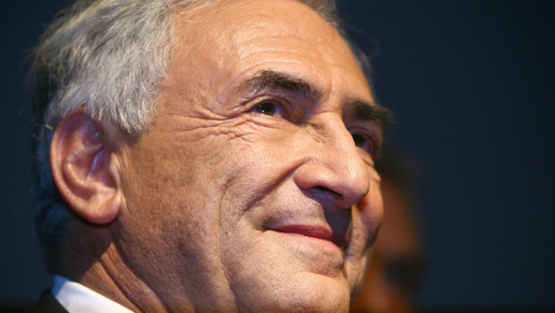 Dominique Strauss-Kahn FMI PS socialiste