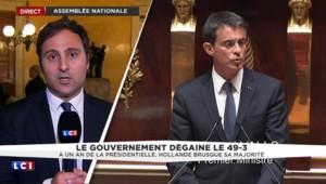"""Eduardo Rihan-Cypel (PS) : """"Une minorité de députés prend en otage tout le groupe"""""""