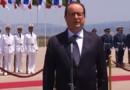 François Hollande en Algérie, le 15/6/15