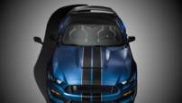 La Ford Shelby GT350R Mustang, un monstre américain au V8 atmosphérique de 500 chevaux pour un couple dépassant les 540 Nm.