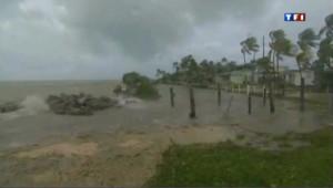 La tempête Isaac atteint les Etats-Unis